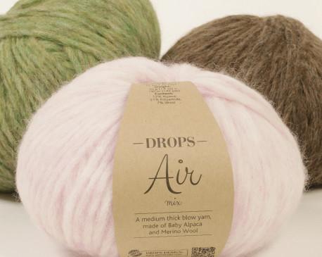 DROPS Air mix