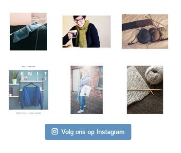 Nieuw instagramaccount