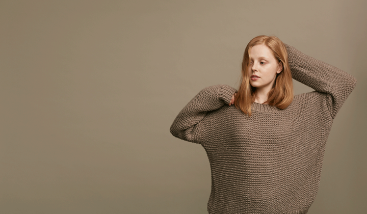 Wooladdicts – Sweater – Earth